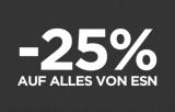 25% Gutschein auf alles von Fitmart ESN