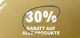 30% Rabatt auf alles bei Under Armour