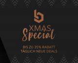 XMAS Special von Beyond Limits: Bis zu 35% Rabatt
