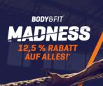 12,5% bei Body and Fit mit Rabatt Gutschein