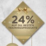 24% Rabatt auf ESN Produkte