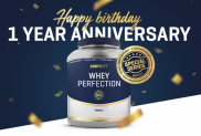 Body&Fit 12,5 Prozent Rabatt auf Whey Perfection