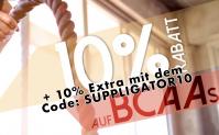 20% Rabatt auf BCAAs von Gigas Nutrition