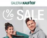 20% Rabatt auf Trainingsartikel bei Galeria Kaufhof