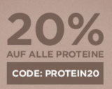 20% auf alle ESN Proteine