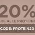 Jetzt 25% auf ALLES bei nu3 Nutrition