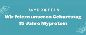 Myprotein Gutschein für 41% Rabatt im Mai