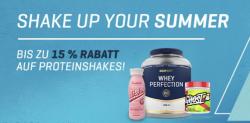 Body & Fit Gutschein ⇒ 15% auf Proteine