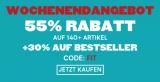 Myprotein Gutschein ⇒ 55% Rabatt