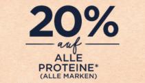Fitmart Gutschein ⇒ 20% auf alle Proteine