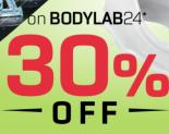 Bodylab24 Gutschein ⇒ 30% Rabatt