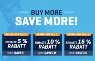 Body & Fit 15% Gutschein – Buy more – save more!