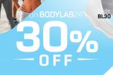 30% Gutschein für Bodylab24