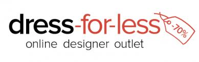 25% Gutschein für Dress-for-less