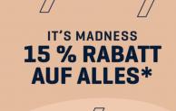 15% Gutschein für Body and Fit