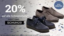 20% Gutschein für ROLAND Schuhe