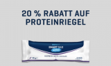 20% auf Body and Fit Riegel