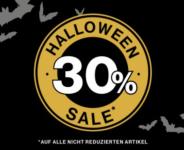 30% CAMP DAVID Halloween Gutschein