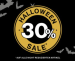 30% CAMP DAVID Halloween Gutschein