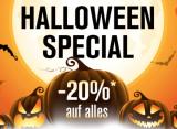 20% NU3 Halloween Special