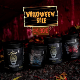 GIGAS NUTRITION Halloween Sale + 10% Gutschein