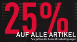 25% Rabatt bei Foot Locker