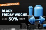 Body and fit – Black Friday Gutschein