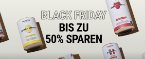 50% bei Foodspring