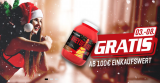 Gratis Extreme Whey Deluxe 900g bei Body Attack