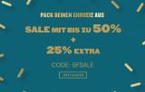 Myprotein Sale mit bis zu 75% Rabatt