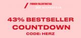 43% Gutschein für Myprotein