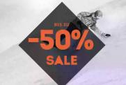 50% Rabatt auf Adidas bei SportScheck