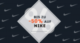 50% Rabatt auf NIKE bei SportScheck