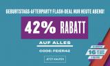 42% Myprotein Gutschein