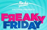Rocka Nutrition Freaky Friday Aktion