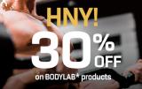 30% Bodylab24 Gutschein