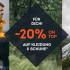 25% Body&Fit Rabatt + 10% on top