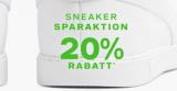 20% auf Deichmann Sneaker