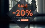 Sportscheck Gutschein -> 20% auf Sale Artikel