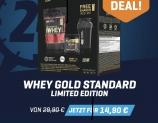 Gold Standard Recovery 50% günstiger bei Body&Fit