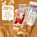 30% Rabatt auf GOT7 Protein Riegel