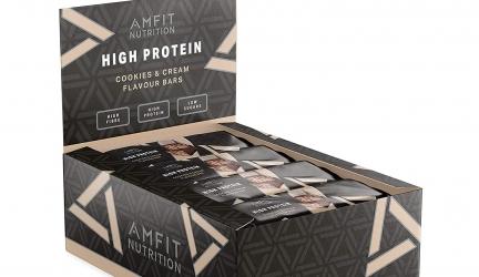 Amazon Gutschein für 30% auf Amfit Nutrition Protein-Riegel