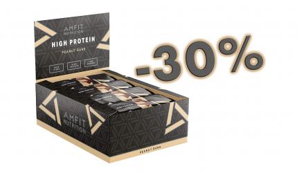30% Rabatt auf amazon AMFIT Proteinriegel