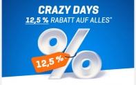 12,5% Rabatt auf alles von Body&Fit (Gutschein)
