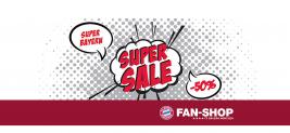 Bis zu 50% Rabatt im FCB Fanshop
