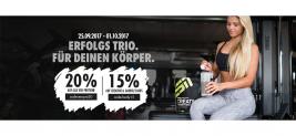 Spare 20% auf ESN Whey