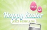 Foodsbest Osterspecial mit gratis Teeflasche