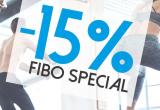 15% FIBO Rabatt auf alles bei Gigas Nutrition