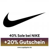NIKE mit 20% Gutschein auf Sale