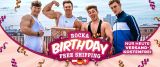 Versandkostenfrei zum Rocka Nutrition Geburtstag